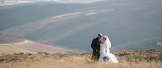 drumtochty castle wedding film by cherry tree films