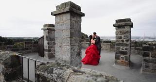 Dundas Castle Wedding Film